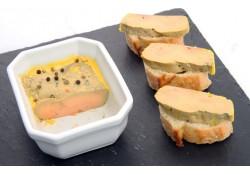 Foie Gras de Canard Entier Mi-Cuit 90 gr