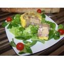 Lot 3 Le 50/50 Pâté au Foie Gras de Canard 180 gr