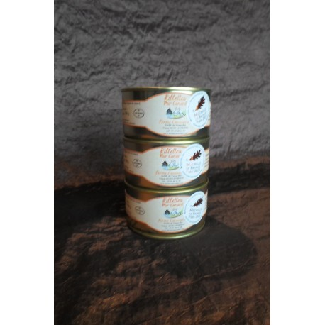Lot Rillettes 130gr.